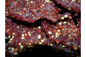 Thai Chili Beef Jerky